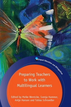 Jacket image for Preparing Teachers to Work with Multilingual Learners