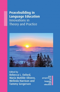 Jacket Image For: Peacebuilding in Language Education