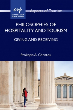 Jacket Image For: Philosophies of Hospitality and Tourism