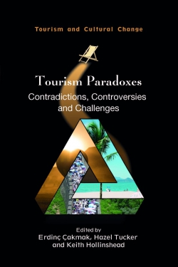 Jacket Image For: Tourism Paradoxes